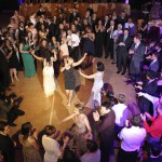 Dancing at Bryn Du Manor in Granville