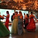 Prom Dresses Swish Across the Dance Floor