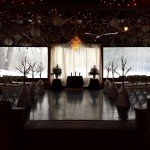 Winter Wedding on the Upper Deck