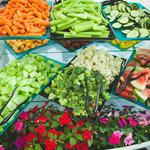 A fun way to get the kids to eat their veggies!