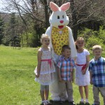 A Visit from the Easter Bunch Himself!