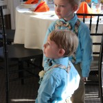 Two Adorable Ring Bearers