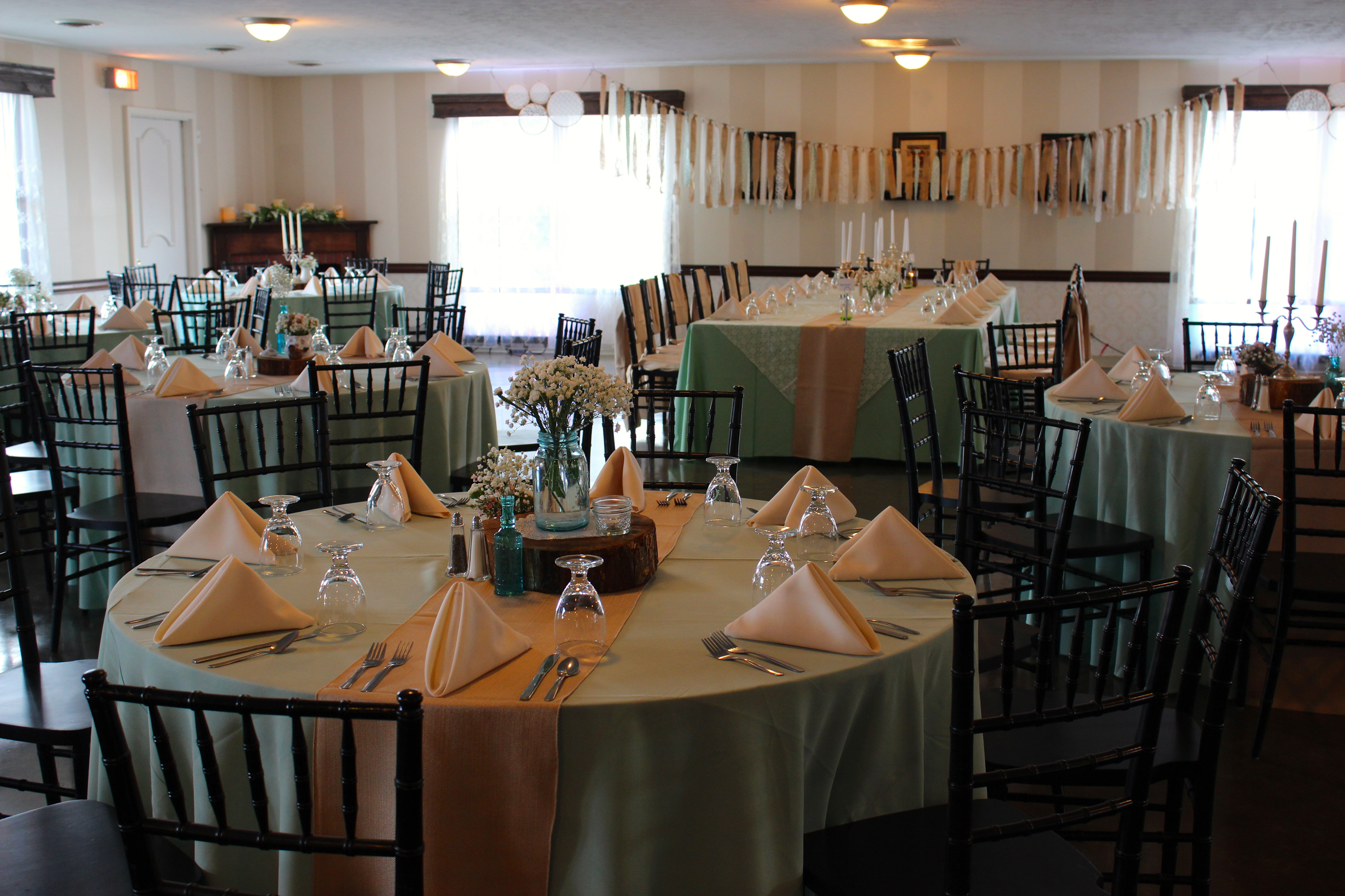Bridal Open House In The Cheers Dining Hall