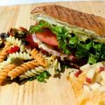 Pressed Italian Sandwich: Box Lunch Special