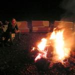 Fall Bonfire Party