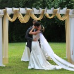 Kiss Under the Arbor