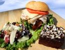 Turkey Ciabatta Club Sandwich