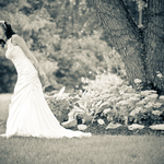 Blushing Bride.