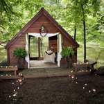 Peaceful Woodland Wedding
